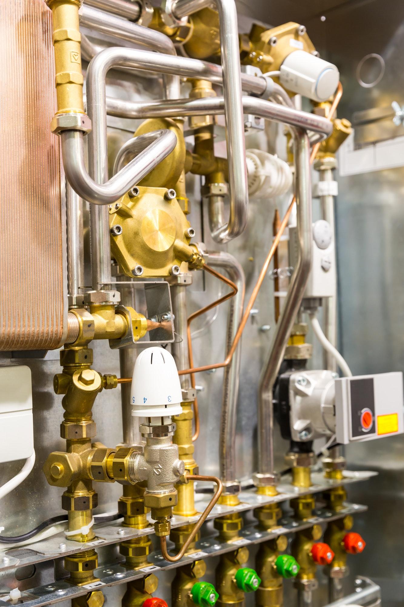 installazione caldaie Fratelli Panzeri idraulico Lecco
